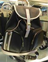 بوسفور حقيبة حقيبة المرأة 100٪ حقيقي الجلود مصمم العلامة التجارية حقائب حجم كبير حجم أكياس براون زهرة المرأة السفر خمر حزمة الظهر