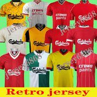 McManaman 04 05 Liverpool LVP Retro Torres Jersey Gerard 1982 Dalglish Camisas Futebol Fowler 1989 MAILLT 06 07 Barnes 08 09 Eile 97 95 96 93 85
