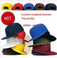 Wholesale Открытый Спорт Snapbacks Шляпа Индивидуальные Все Команды Встроенные Шляпы Snapback Hip Hop Sports Mix Заказать Мода Открытый Cap 10000 + Шляпы