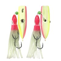 En tant que lure lent, lure thermo-jigues de 180g 200 g de 60g 200 g de lure de pêche Jupe de poulpe Kingfish Snapper mérou salière pêche à la pêche à la pêche salée 201106
