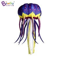 맞춤형 2m 키가 큰 풍선 해파리 / 바다 장식 장난감에 대 한 수족관 해파리 수족관 스포츠