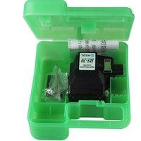 Cututor Optic-Cutter FTTH Fibra Fibra High-Precision HS-30 com 48-000 lâminas usadas