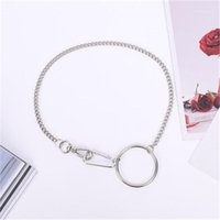 Punk Ins2020 Accesorios Calientes, Retro Sexy Girls Chatelaine, Personalidad Simple Chatelaine1