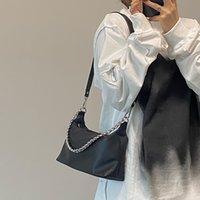 HBP حقيبة الكتف محفظة الرغيف الفرنسي رسول حقيبة يد المرأة أكياس حقيبة جديدة مصمم حقيبة عالية الجودة الملمس الأزياء سلسلة سحر