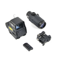 NEW 558 holographic sight 33 G33 Magnifier combo tactical re...