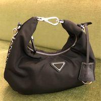 Горячие топ качества женские сумки Crossbody Usges Lady Sumbag Tote Vintage 2005 Neylon Designer Bag Bag Hobo 2021 мода Data