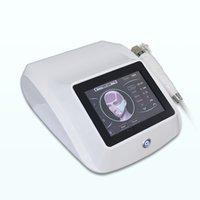 Neueste Mini Home Use RF Face Hubing Fractional MiconeRedle Ultraschall Haut Anziehen Falten Entfernung Lasermaschine
