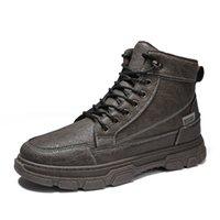 2021 зимние ботинки для мужчин женщин снежные пинетки женские черные серые лодыжки ботас снежные сапоги мужские скольжения на плоской ботинке