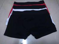 망 상자 속옷 게이 섹시한 underpants 순수한 색 통기성 소프트 코튼 속옷 Boxershort Cueca Masculina M-XXL
