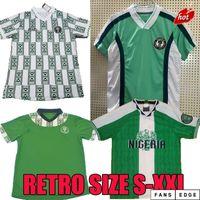 1994 1996 1998 1998 1999 Ретро Nlgeria Soccer Jersey Okocha Starboy футбол okechukwu dayo ojo osas okoro классические футбольные топы