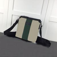 Bolsa de mensajero Hombre Bolso estilo de moda clásico Varios colores La mejor opción para salir, Tamaño: 21 * 22 * 4 cm, M194 Free Freight