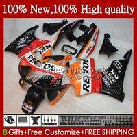 Körper für Honda CBR900 CBR893 Repsol Orange CBR 900 893 RR 94 95 1996 1997 95HC.105 CBR 893RR 900RR CBR900RR CBR893RR 1994 1995 96 97 Verkleidung