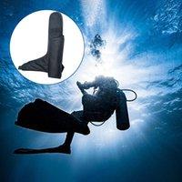 Accesorios de la piscina Material de buceo negro Bolsa de botella de oxígeno Bolsas de hombro de cilindro de buceo 40.5x31.5cm1