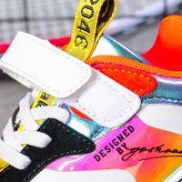 Pinsen Spring Sport Girls кроссовки мальчиков мода удобные повседневные дети для девочек детская обувь 201203