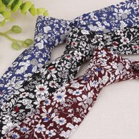 العلاقات الرقبة 6 سنتيمتر القطن ربطة العنق ضيقة ضئيلة التعادل gravata نحيل الزفاف الأحمر ربطات العنق تصميم الرجال