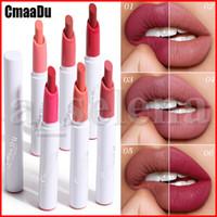Cmaadu lèvre maquillage maquillage mat matte rouge à lèvres 6 couleurs lèvres de longue durée crayon lèvres lèvres lèvres mate nue lèvre stick