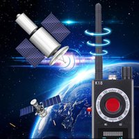 1MHz-6,5 GHz K18 Anti-Detektor-Kamera GSM Audio-Bugfinder GPS-Signallinsen RF-Tracker-Radar-Radio-Scanner