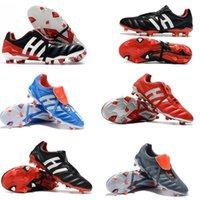 2020 en kaliteli futbol ayakkabıları Predator 20+ Mutator Mania Tormentor FG futbol krampon Predator 20 futbol ayakkabıları botas Boyutu mens 6,5-11