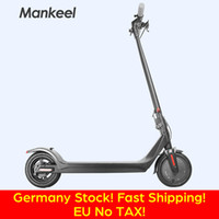 High Tech Electric Bicycle No Tax 36V 350W Mini Moped Bicycle 8.5 Inches Folding Black 27km h Electric Bike High Quality EU Stock