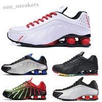SHOX R4 301 2019 Cheap Mens 802 803 Avenue NZ Scarpe da basket Top Quality Men R4 Sneakers Chaussures Hombre Man Stugini da donna TN Dimensione 40-46 RG06