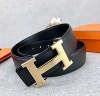 Top1 Classic Casual Hombres diseñadores Cinturones al por mayor Cinturones de mujer de alta calidad Cinturón de metal Cinturón para mujer para hombres Ancho de mujeres es de 3,8 cm