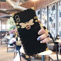 مناسبة لجهاز iPhone X XS XS Max XR 12 11 Pro Max 6 7 8 Plus، أزياء السيدات حماية الهاتف المحمول