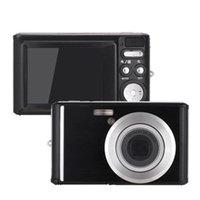 V700 المهنية الكاميرا الرقمية التصوير الفيديو 6x التكبير البصري المحمولة شاشة LCD 2.4 بوصة 18MP الهدايا رقيقة جدا تسجيل رقيقة 1