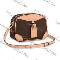 M45528 العجل جلد النساء البسيطة حقيبة قماش crossbody مساء حقيبة سيدة محفظة قابل للتعديل حزام رائعتين كاميرا الكتف حقيبة مع مربع