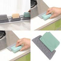 Groove Limpeza Escova Cozinha Cozinhar Janela Janela Portas Pincéis Cor Escovas Limpas Ferramenta Multi Função Removível Fácil de Limpar 0 8HY J2