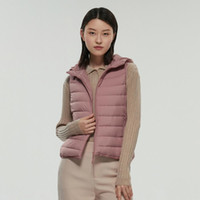 Bosideng 2020 para baixo jaqueta fina fina colete fino interno e exterior wear wear weistcoat b00131010