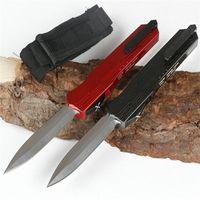 Sıcak MICK A1 İki Seçenekler Avcılık Katlanır Cep Bıçak Survival Bıçak Xmas Hediye Erkekler Için Kopyalar D2