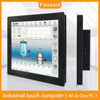 "FEOAG 21,5 cm Branchen Tablet 22 ""Mini-PC, TouchscreenframeDrackmount, Bestellmaschine Automatisierungsgerätekern"