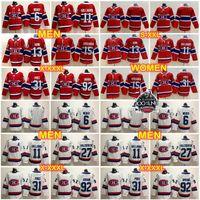 Montreal Canadiens Jerseys Hockey 11 Brendan Gallagher 13 Max Domi Carey Preço Alex Galchenyuk Shea Weber Jonathan Drouin Jesperi Kotkaniemi