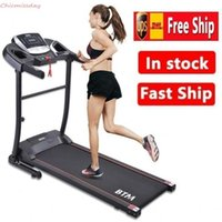 UK STOCK New Black Electric Treadmill Folding Motorized Runing Jogging Walking Machine for Home Use Sports Equiment MS192284BAA