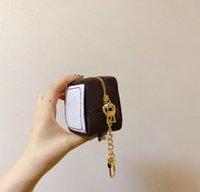 جودة عالية النرد محفظة الحلي مصمم إلكتروني محفظة مفتاح سلسلة الملحقات للجنسين عملة حالة مفاتيح حلقة بو الجلود نمط سيارة سلسلة المفاتيح المجوهرات