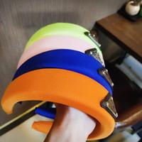 حار بيع المرأة إلكتروني هيرباند دبوس رئيس طارة عقدة الشعر مصمم عقال أزياء السيدات اكسسوارات للشعر رئيس التفاف GD982
