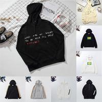 21ss Yeni Erkek Kadın Tasarımcılar Hoodies Moda Hoodie Kış Adam Giyim 2020 Uzun Kollu Kazak Giysileri Kaykaylar Tişörtü 2021