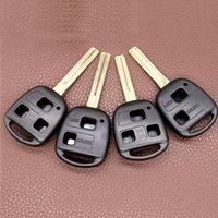 2 3 Кнопка Kear Key Shell Подходит для Toyota Camry Corolla Удаленный ключ Справка Shell Toy48 Blade