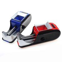 자동 전기 담배 인젝터 롤링 기계 담배 메이커 롤러 전자 분쇄기 분쇄기 건조 허브 기화기 한 세트