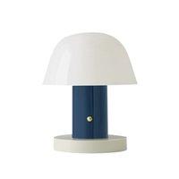 Semplicità Tabella del LED lampada moderna personalità Studio Camera da letto per bambini in camera Art Deco escursioni Nordic Light Carino funghi E27 apparecchi di illuminazione