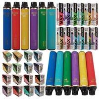 Venda quente 1000 puffs kit de cigarro eletrônico vaporizador 3.5ml vapor vifa e cig mf max vape caneta