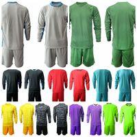 2020 2021 manga longa inter miami cf futebol 1 john mccarthy goleiro jersey gk set 31 luis robles goleiro camisa de futebol kits personalizado