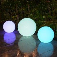 LED-Leuchten 3D magischer Mond Le-Lampe USB wiederaufladbare 7 Farben stufenlos für Dekoration