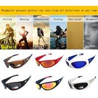 Unisex Roading Riding Mountain Bike Велосипедные очки Открытый Спортивные Ветрозащитные Солнцезащитные Очки Рыбалка Пляжные Очки