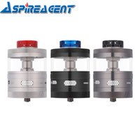 蒸気クレーベアロママイザータイタンV2 RDTA 32ml / 20ml 41mmトップ並列シリーズコイルビルディングサイド調整可能な気流