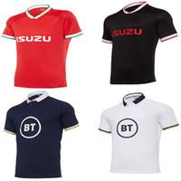 2020 2021 Nouveau Pays de Galles Scotland Jersey 20 21 Home Awall Welsh Shirt Écossais Maillot Camiseta Maglia Taille S-5XL