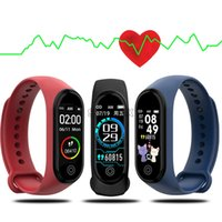 Amazon Selling M4 Smart Bracelet Smartband Waterproof Blood ...
