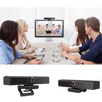 Camcorders-Top-Verkauf Artikel 2021 Web-Kamera USB 1080P HD-Computer-Webcams eingebaute schallabsorbierende Mikrofonstütze Drop1