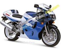 لسوزوكي GSXR600 GSXR750 SRAD GSXR 600 750 96 97 98 99 00 GSX R600 R750 1996 1997 1998 1999 2000 دراجة نارية هدية كيت