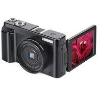 Dijital Kameralar P11 Kamera Çevirme Ekran Kablosuz WiFi Full HD 1080 P 24MP 16X Zoom Video Kaydedici Yüksek Kalite1